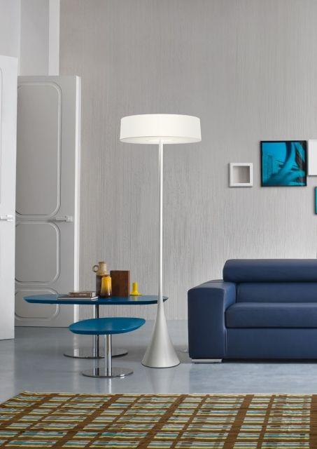 HYPERION Redo - stojanová LED lampa - ø 520mm x 1560mm