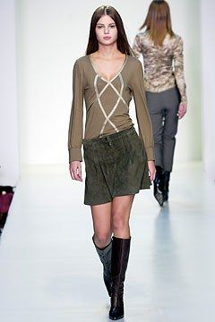 Nicole Miller Fall 2003 Ready to Wear Collection Photos   Vogue