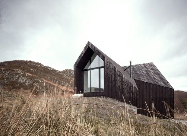 Camusdarach Sands House par Raw Architecture Workshop - Journal du Design