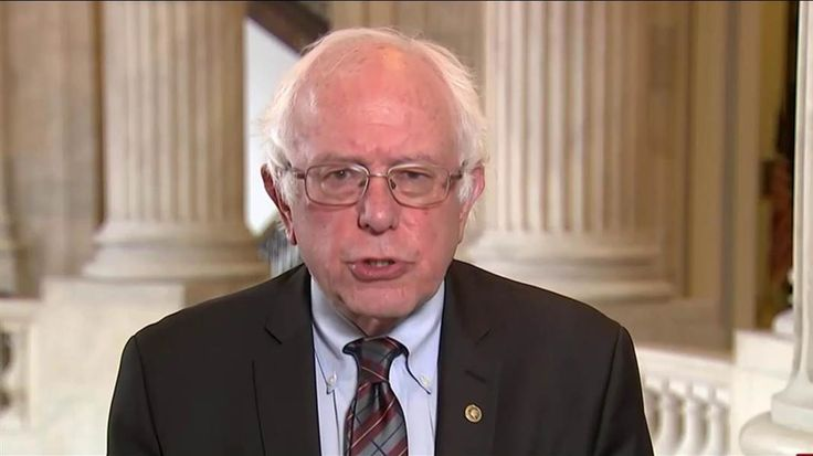 Sen. Bernie Sanders, I-Vt., joins Morning Joe for a wide-ranging discussion on areas of overlap with Trump, why he plans to vote against Gorsuch and why Trump is an embarrassment on climate change.
