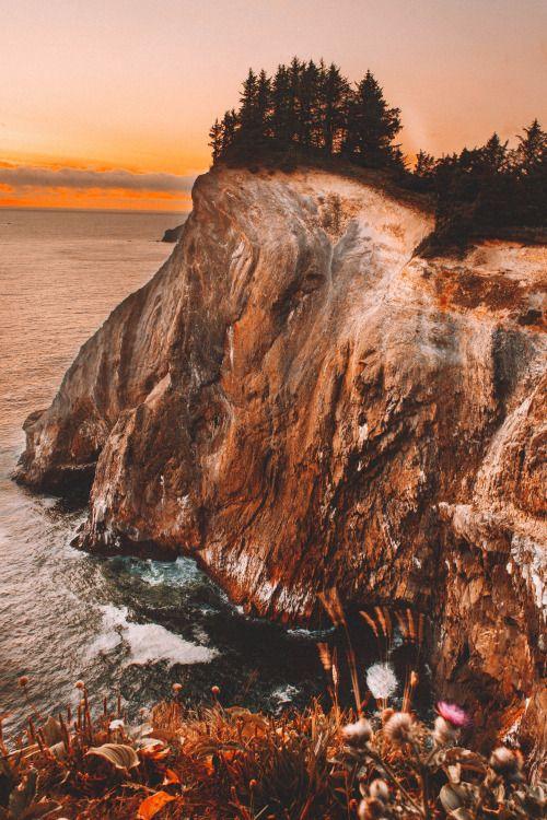 Treasure Cove, Oregon Coast.by Nicholas Peter Wilson