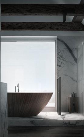 #architecture #design #interiors #bathroom #style #modern #minimalism #windows - KSZ by arch515