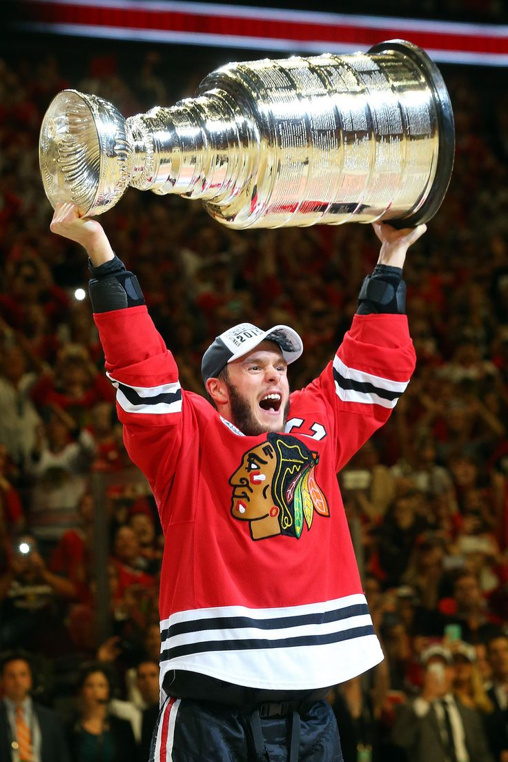 We know captains like this come around once in a lifetime. | What Every Chicago Fan Would Like To Say To The Blackhawks