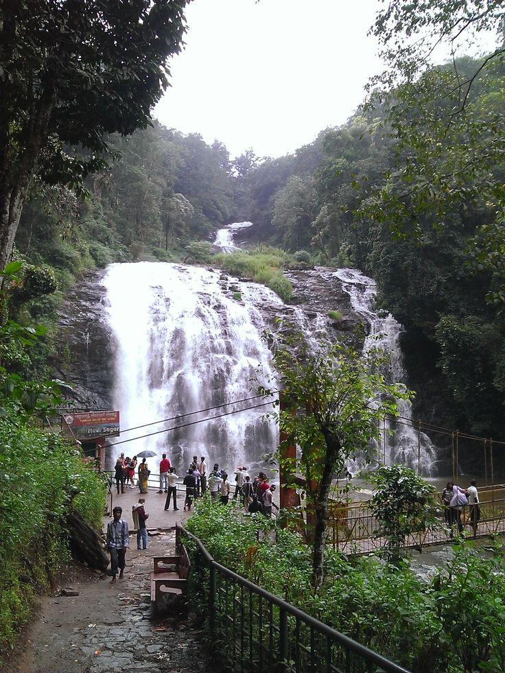 falls near Kodugu (Coorg)