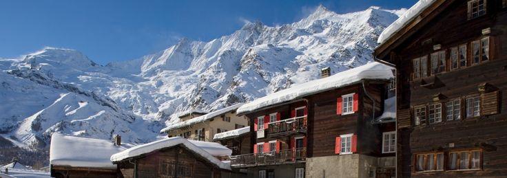 Saas Fee Resorts | Saas Fee Hotels | Ski Resorts in Switzerland | Luxury Chalet Alps