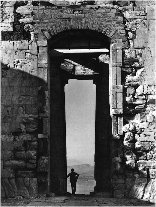 The Parthenon, 1908, François Frédéric (Fred) Boissonnas (1858-1946)