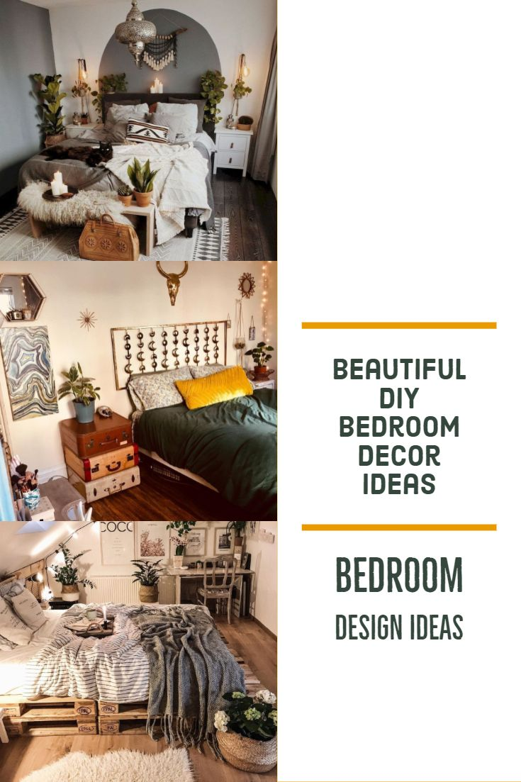 Beautiful Diy Bedroom Decor Ideas For