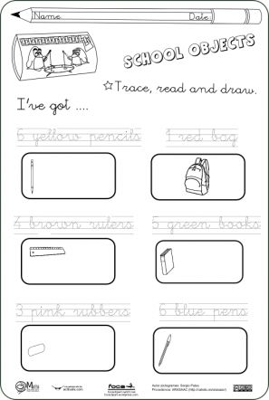 LEARNING IS FUN!: ENGLISH WORKSHEETS