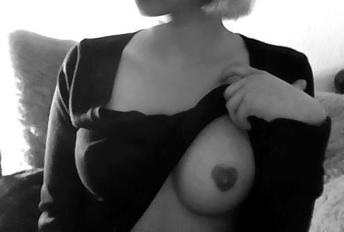 Nipple tattoos love