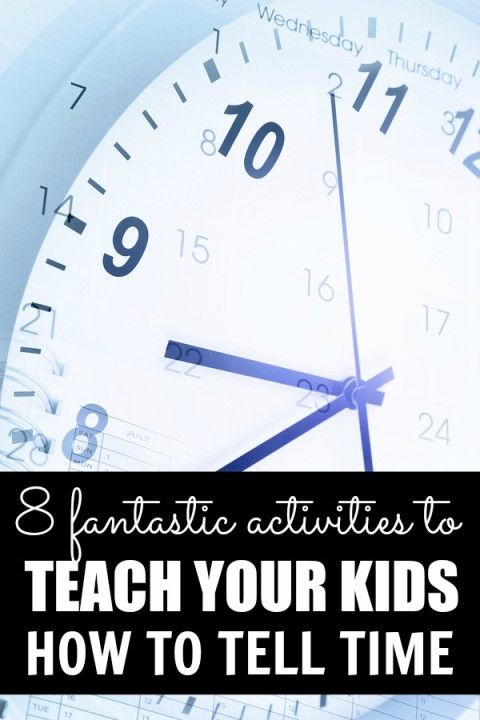 Whether your kids are just reaching the age where they are ready to learn to tell time, or they are struggling to grasp the concept, these fantastic telling time activities are just what you need to make the learning process fun and engaging!