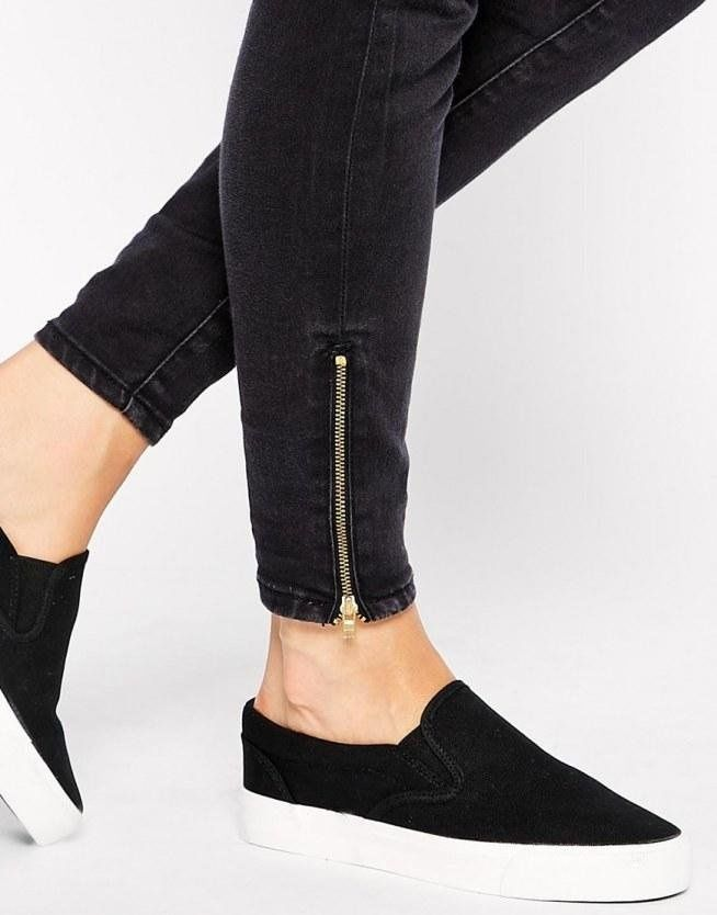 What do you think about these trampeczkach? :) Do you? #fashion #sneakers #platform