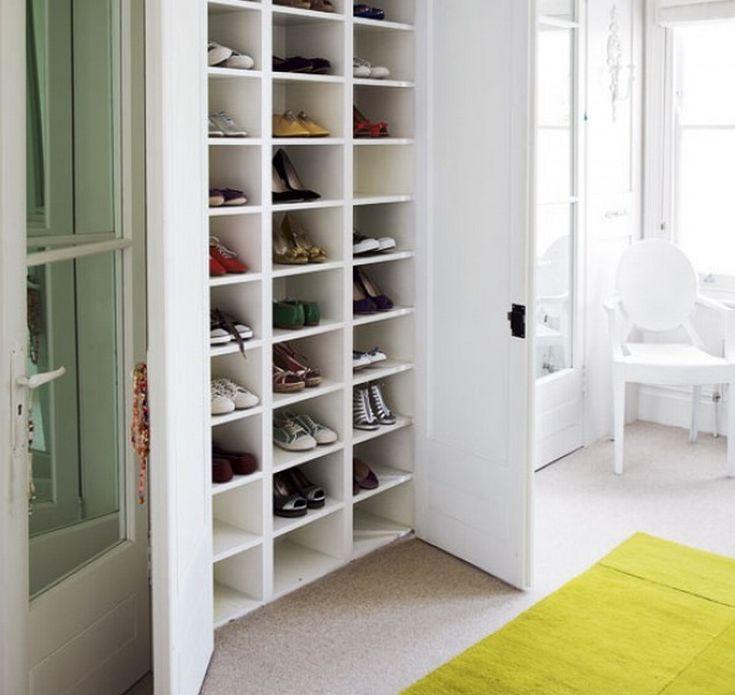 Bespoke shoe storage modern furnitures.