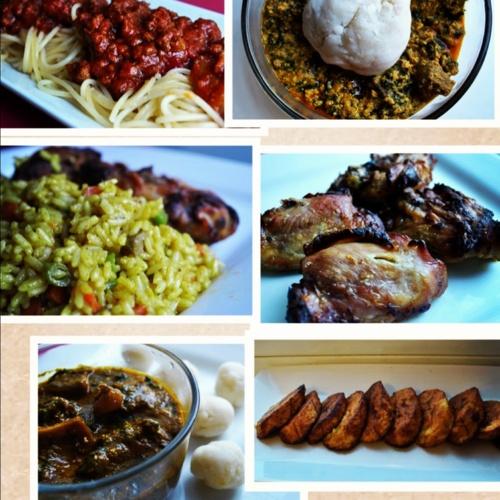 I wanna go home & eat ! nigerian recipes & food