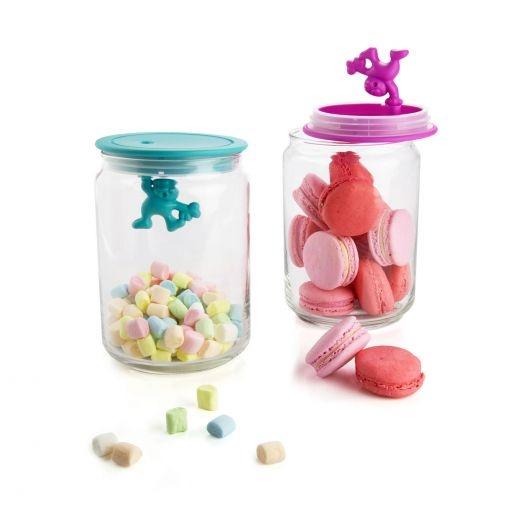 Alessi Gianni storage jars