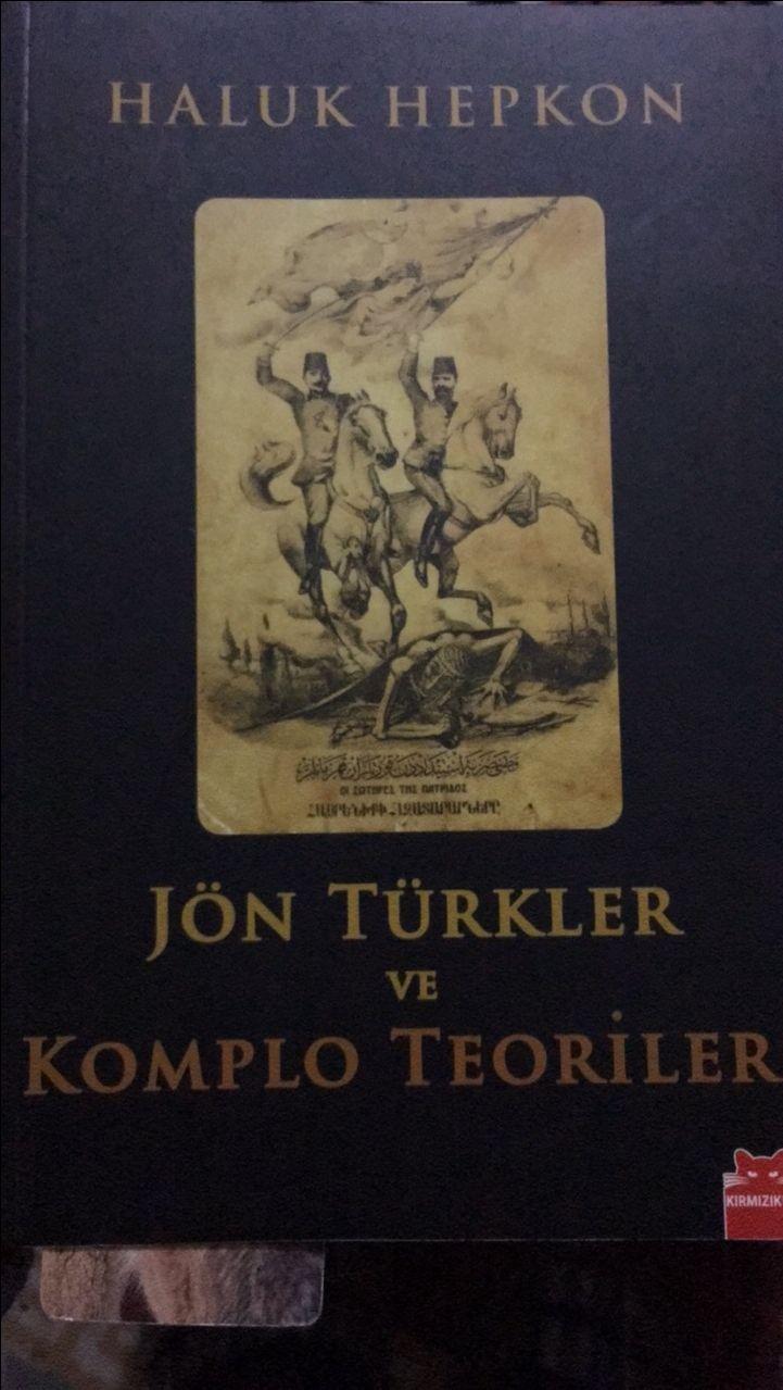 Haluk hepkon-jön Türkler ve komplo teorileri
