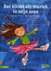 Prentenboek 'dat klinkt als muziek in mijn oren'
