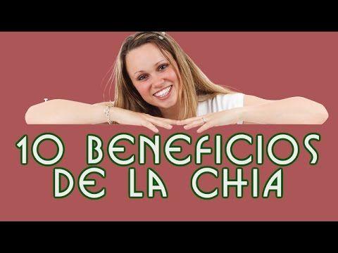 10 Beneficios de La Chia http://lasdietassaludables.com Chía es una palabra de origen maya, perteneciente a la familia de la menta, que significa fuerza. Dur...