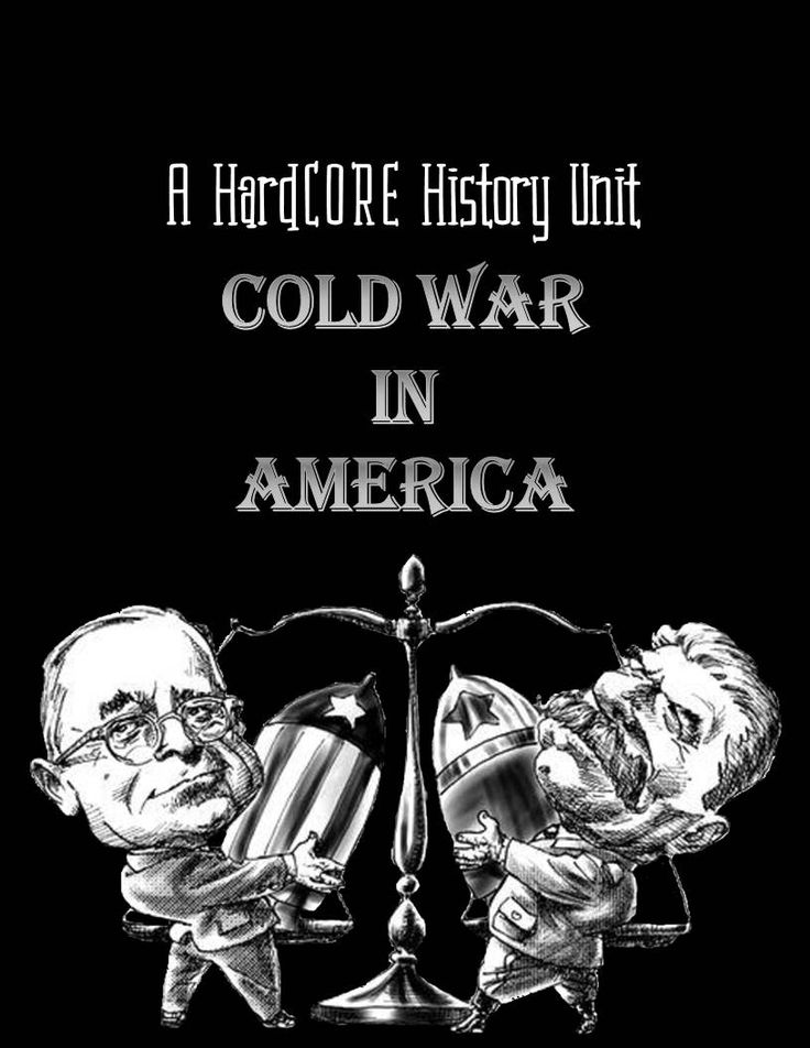 A bundle with three weeks worth of incredible lessons and projects! The Cold War in America History bundle includes 8 engaging and challenging lessons along with the Cold War Oral History Project to assess your students' mastery of important historical concepts and ability to preserve history for future generations. With an emphasis on research and the Common Core, students will investigate the causes, the conditions, and American life from the First Red Scare to the Vietnam War.