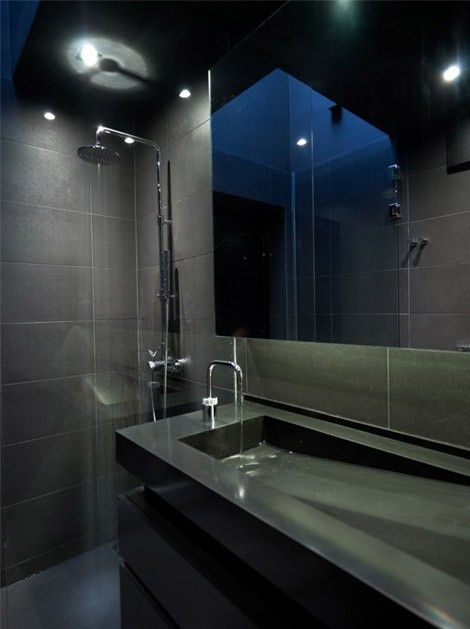 35 best images about gray bathrooms on pinterest toilets for Urban bathroom ideas