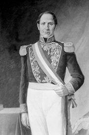 Historia de Chile: Presidentes. Joaquín Prieto (1831 - 1841)