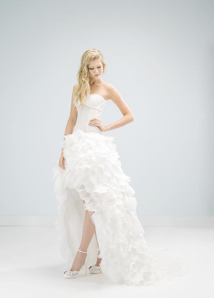 Bridal dress D6500