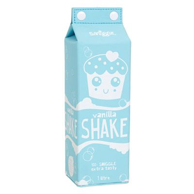 image for milk carton shakes pencil case from smiggle