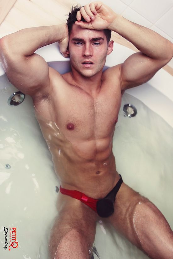 Anatoly Goncharov And His Bulge | Nude Male Models, Sexy Men & Naked Hunks | GuysRUs