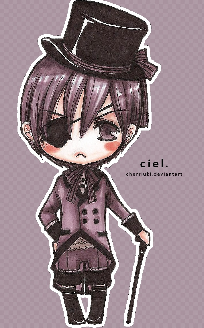 HD Wallpaper And Background Photos Of Chibi Ciel For Fans Anime Images