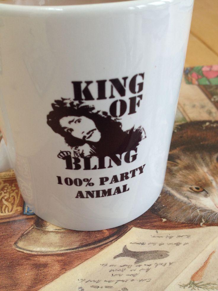 Awesome Horrible Histories mug