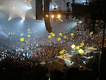 9.23.2005, Dallas | Coldplay's Twisted Logic Tour