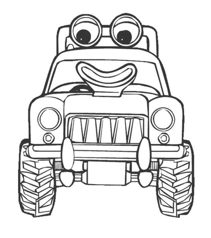 Top 25 Free Printable Tractor Coloring Pages Online ...