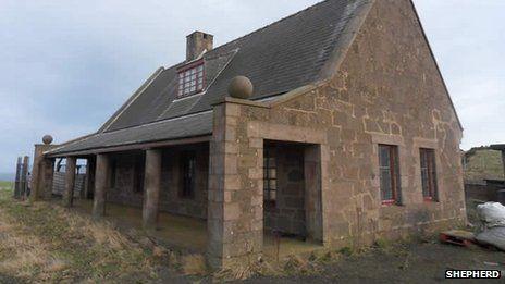Ex-military cottage with secret bunker goes up for sale - http://www.warhistoryonline.com/war-articles/ex-military-cottage-with-secret-bunker-goes-up-for-sale.html