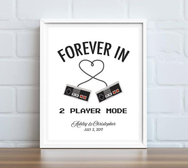 Video Game Wedding, Geek Wedding, Gaming art, Gift for Wedding, Gaming Poster, Geek Wedding Gift, Video Game Art, Game Controller Print