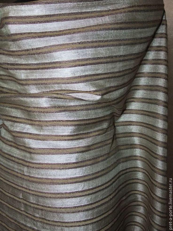 Купить Laura Biagiotti шелковый жаккард, Италия -15% - итальянские ткани, итальянский шелк, шелк