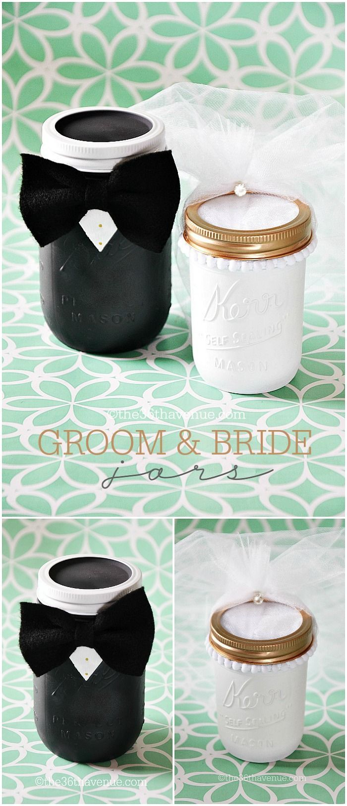 Craft Wedding Gifts: 650 Best Images About Mason Jars On Pinterest