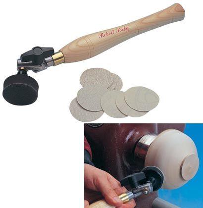 Sorby Sistema para Lixamento e Polimento Sandmaster :: TOOLSBR