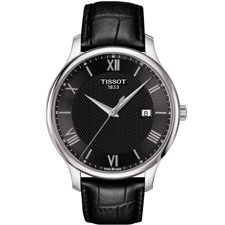 Tissot+Tradition+Quartz+Gent+T0636101605800