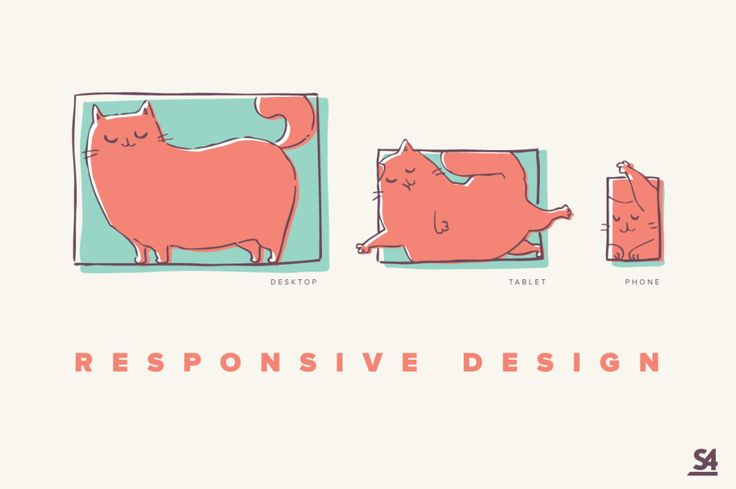 Cats - the first in responsive design.
