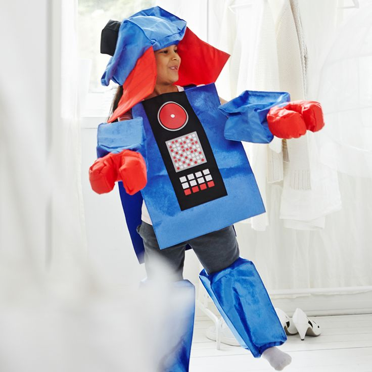 Ever wanted to be a giant robot? Now you can.