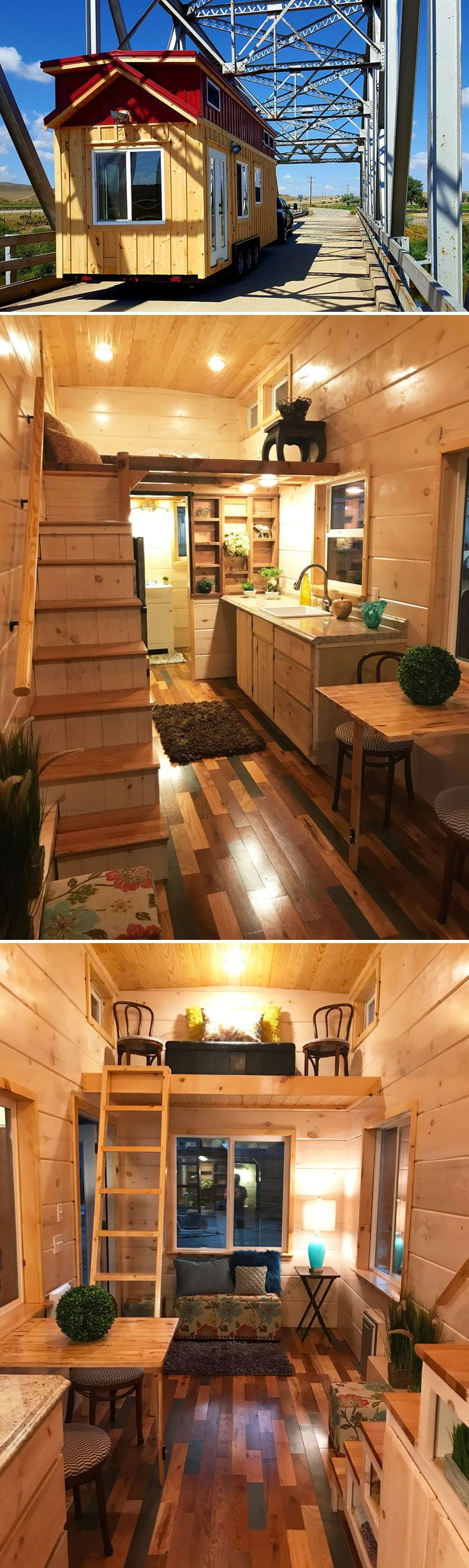 California Red by Incredible Tiny Homes 3457