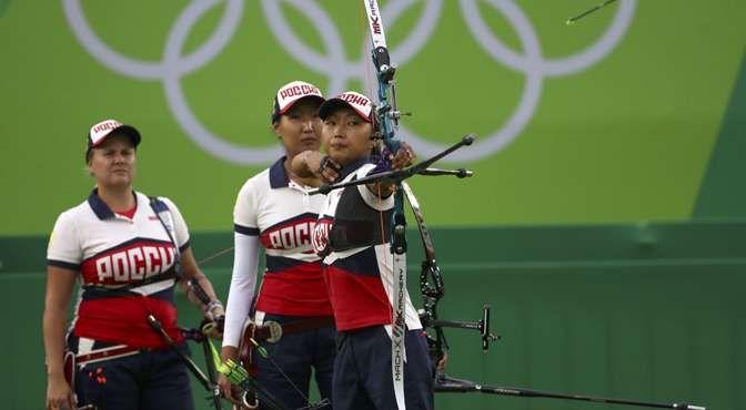 Стрельба из лука Женщины. Командные соревнования — Олимпийские игры – 2016