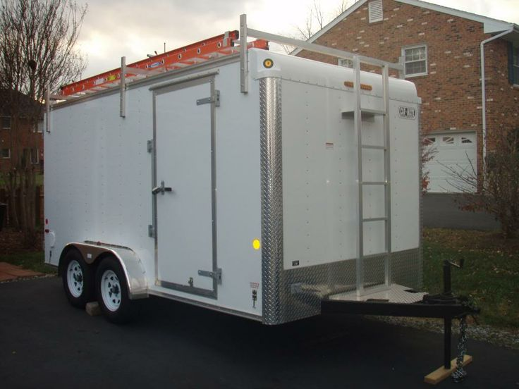 Portable Trailers Work : Best work trailer ideas on pinterest mobile workshop