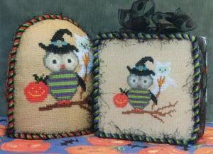 Adorble Halloween owls
