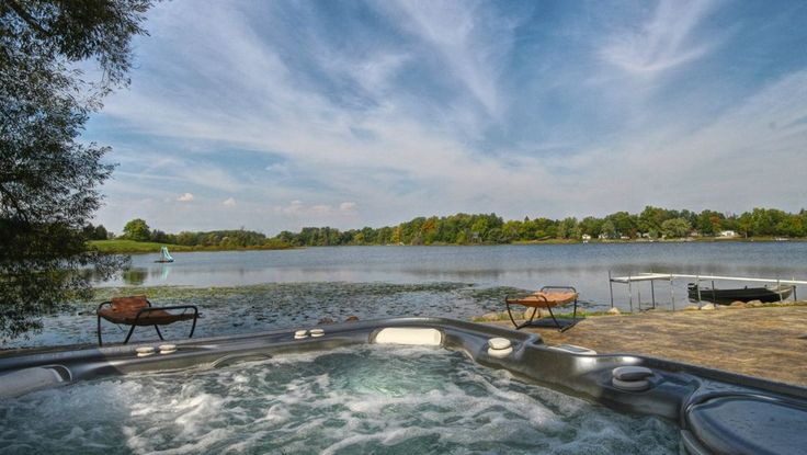 Lake House Located On Stony Lake, Brooklyn, MI. Beautiful 2 bedroom lake house located on Stony Lake in Brooklyn, MI. The house is completely remodeled and ...