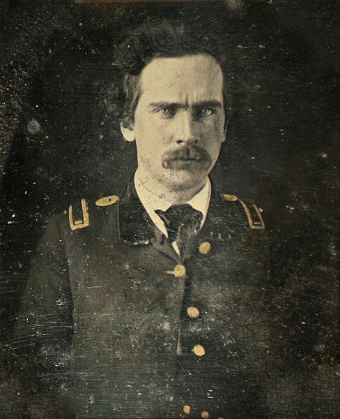 William Polk Hardeman (November 4, 1816 – April 8, 1898) was a Confederate States Army brigadier general during the American Civil War. He had fought in the Texas War of Independence in 1836. He was a member of the Texas Rangers & fought in the Mexican-American War in 1846-1847. During the Civil War, he participated in Brigadier General Henry Hopkins Sibley's New Mexico Campaign & in the Red River Campaign. Hardeman was born in Williamson County, Tennessee
