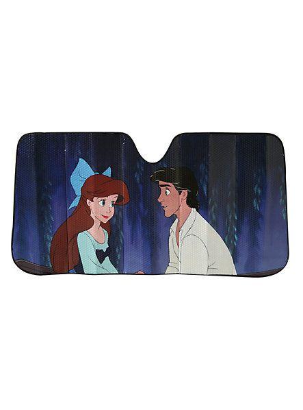 Disney The Little Mermaid Kiss The Girl Accordion Sunshade | Hot Topic