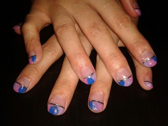 Ant's party nails