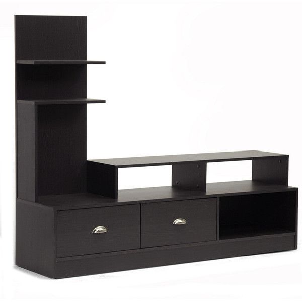 ... Furniture, Storage U0026 Shelves, Entertainment Units, Nocolor, Mod Home  Furniture, Modern Media Stand, Modern Television Stand, Dark Brown  Furniture And ...