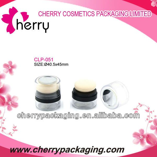 Wholesale cosmetic packaging boxes for compact powder