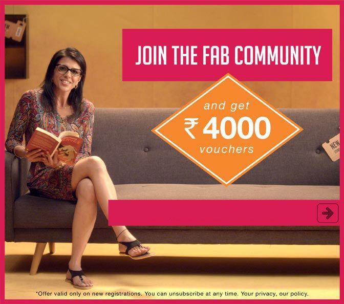 Fab Furnish Discount Coupon Code